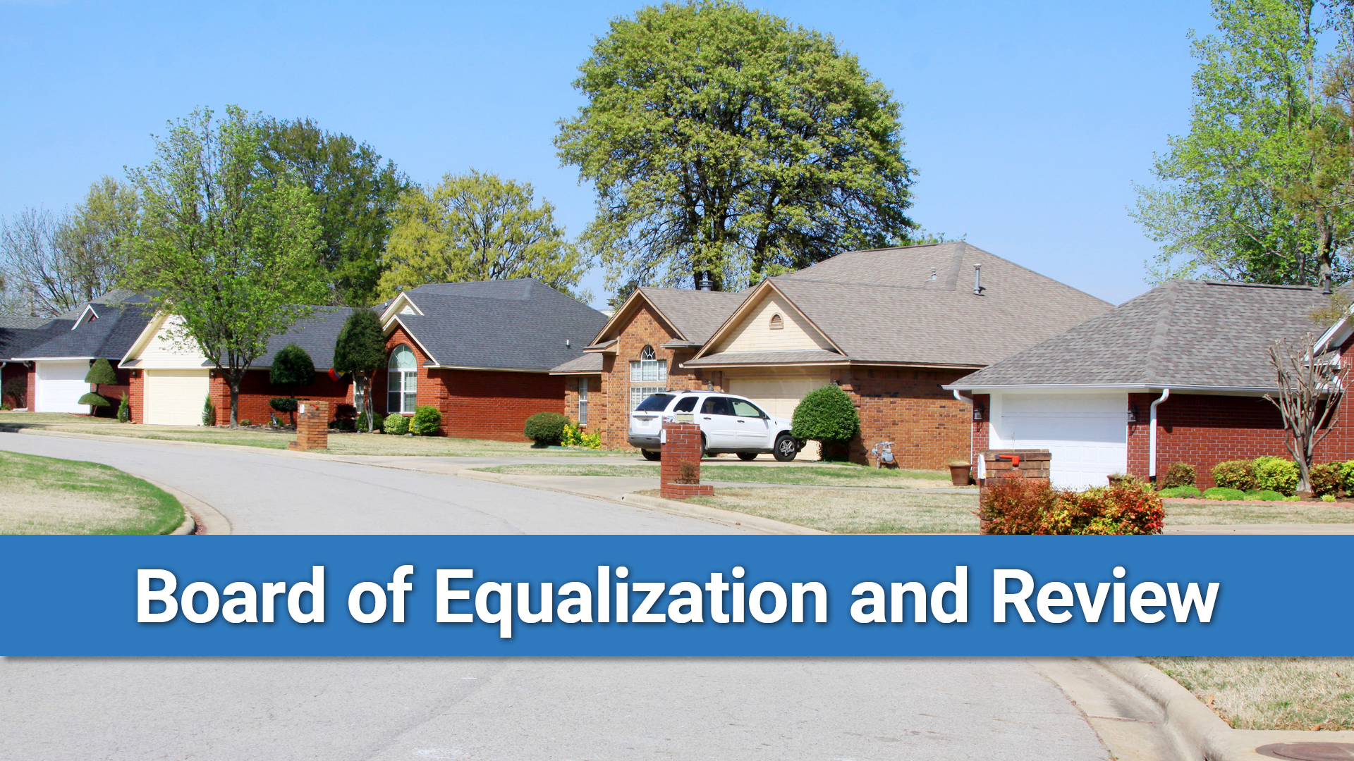 Board of Equalization and Review