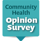 opinion survey button
