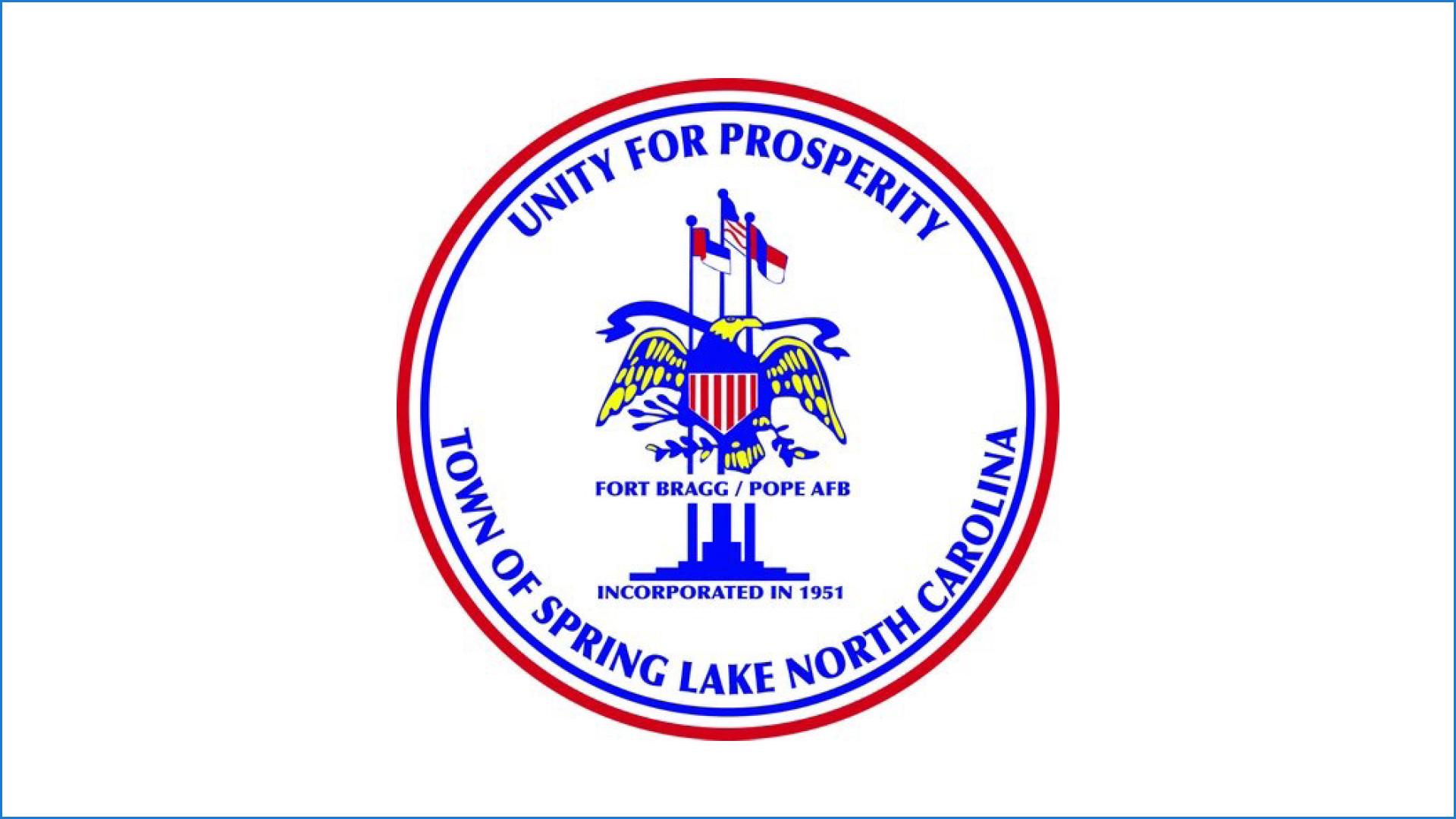 Town of Spring Lake logo