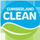 cumberland clean logo